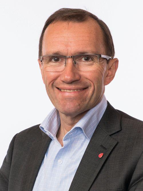 Espen Barth Eide, stortingsrepresentant Ap