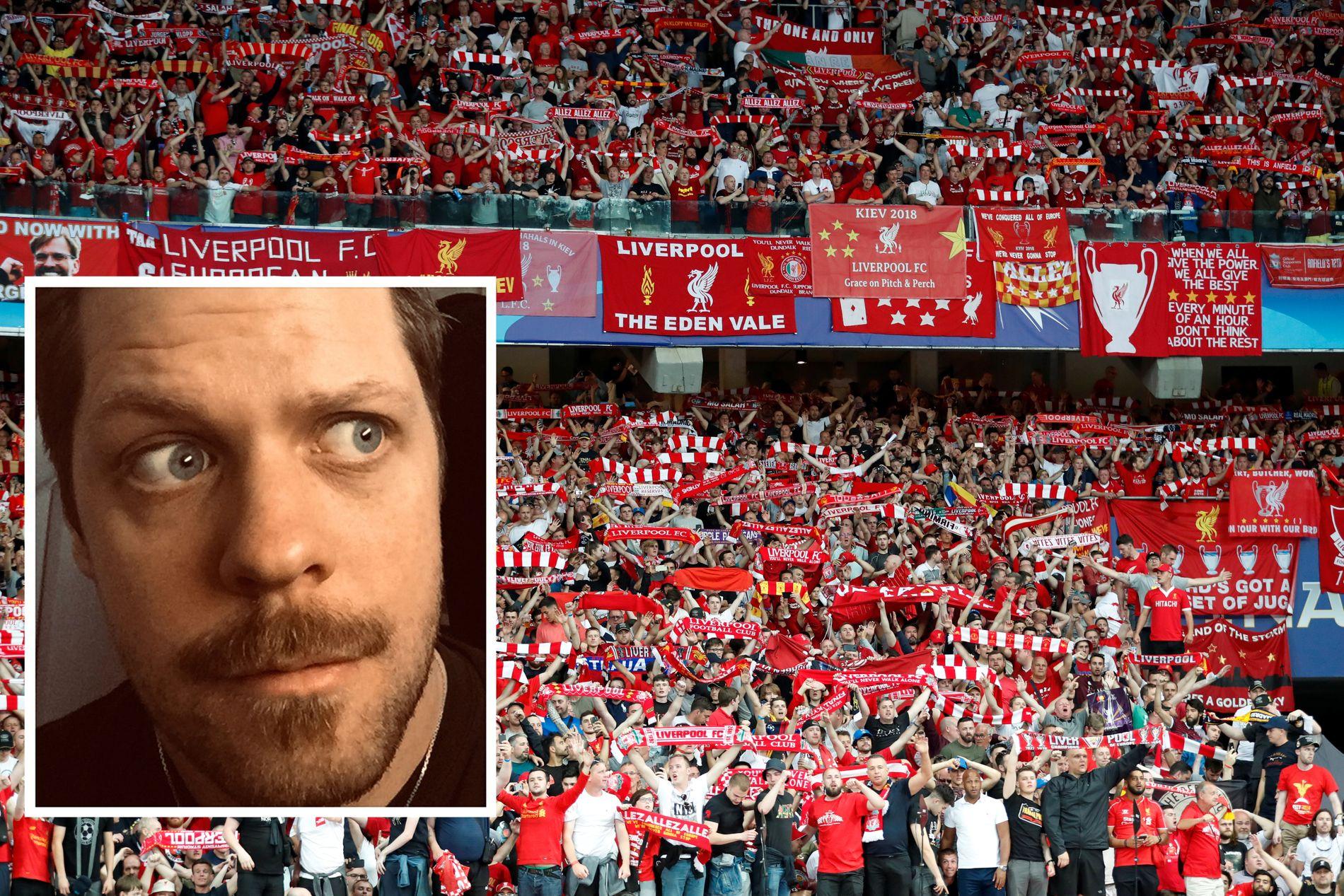 Liverpool-supportere under Champions League-finalen i Kiev i fjor. I år får laget en ny mulighet til å vinne turneringen.