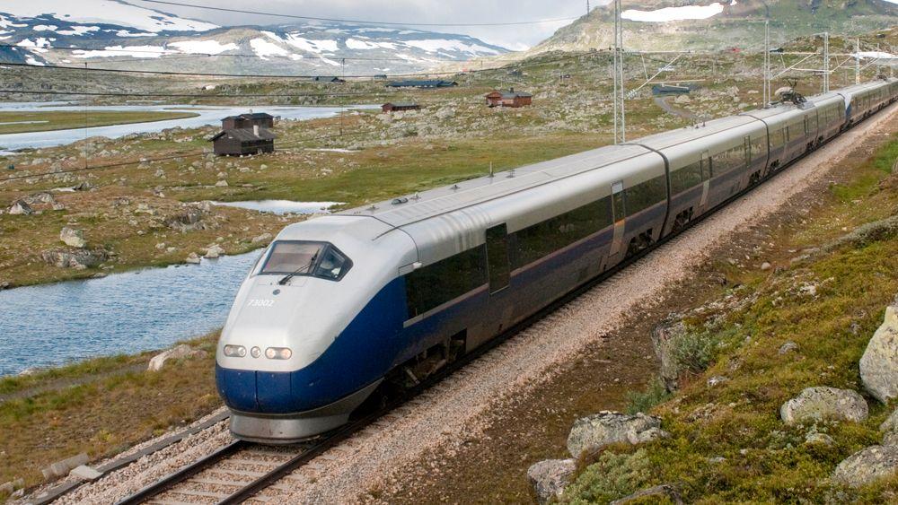 PRESS MÅ TIL: Bergensbanen kan falla mellom alle stolar om det ikkje skjer ei sterkare politisk mobilisering frå Bergen, Hordaland og Hallingdal. Foto: Helge Sunde