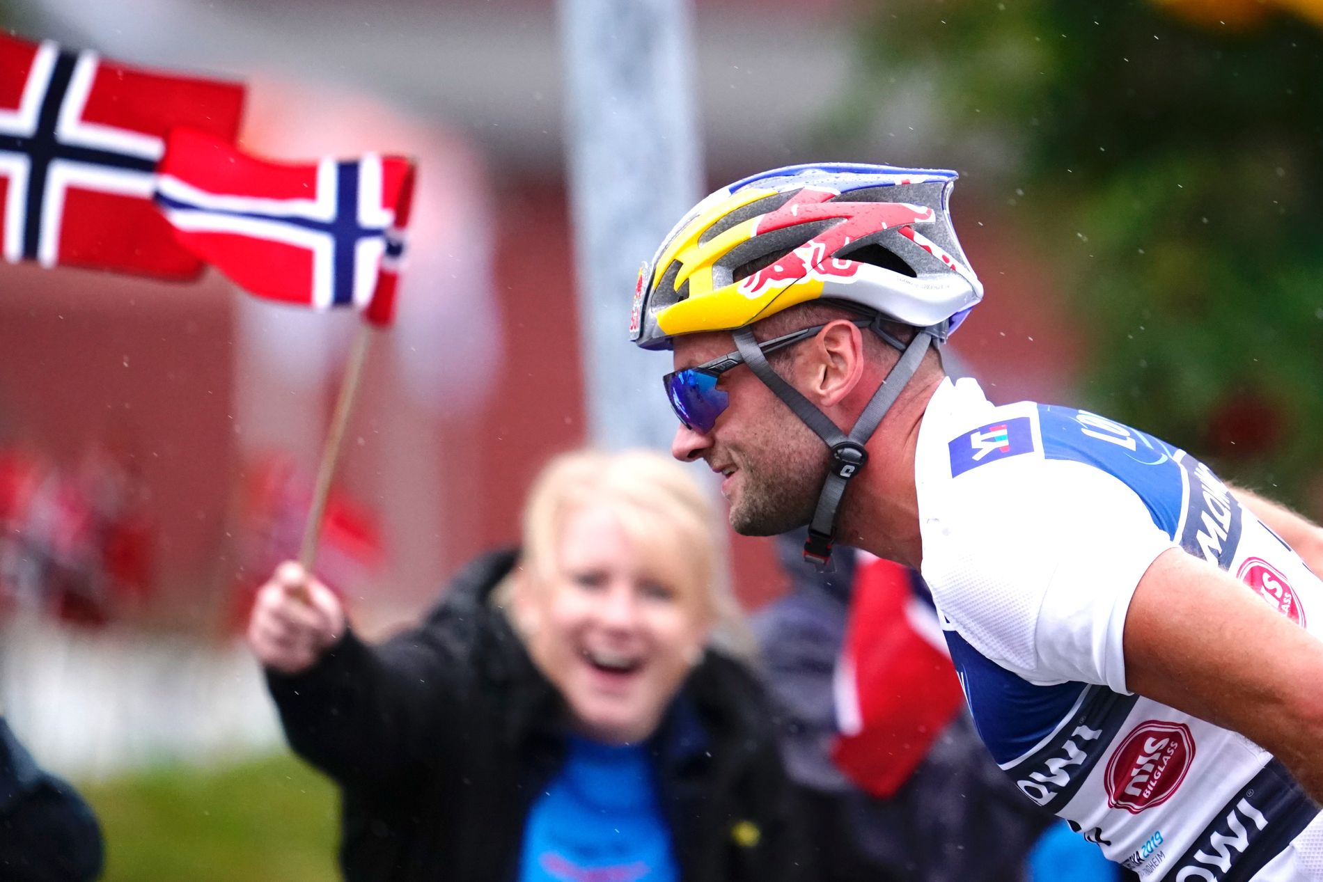 Petter Northug satte en ekstra spiss på arrangementet.