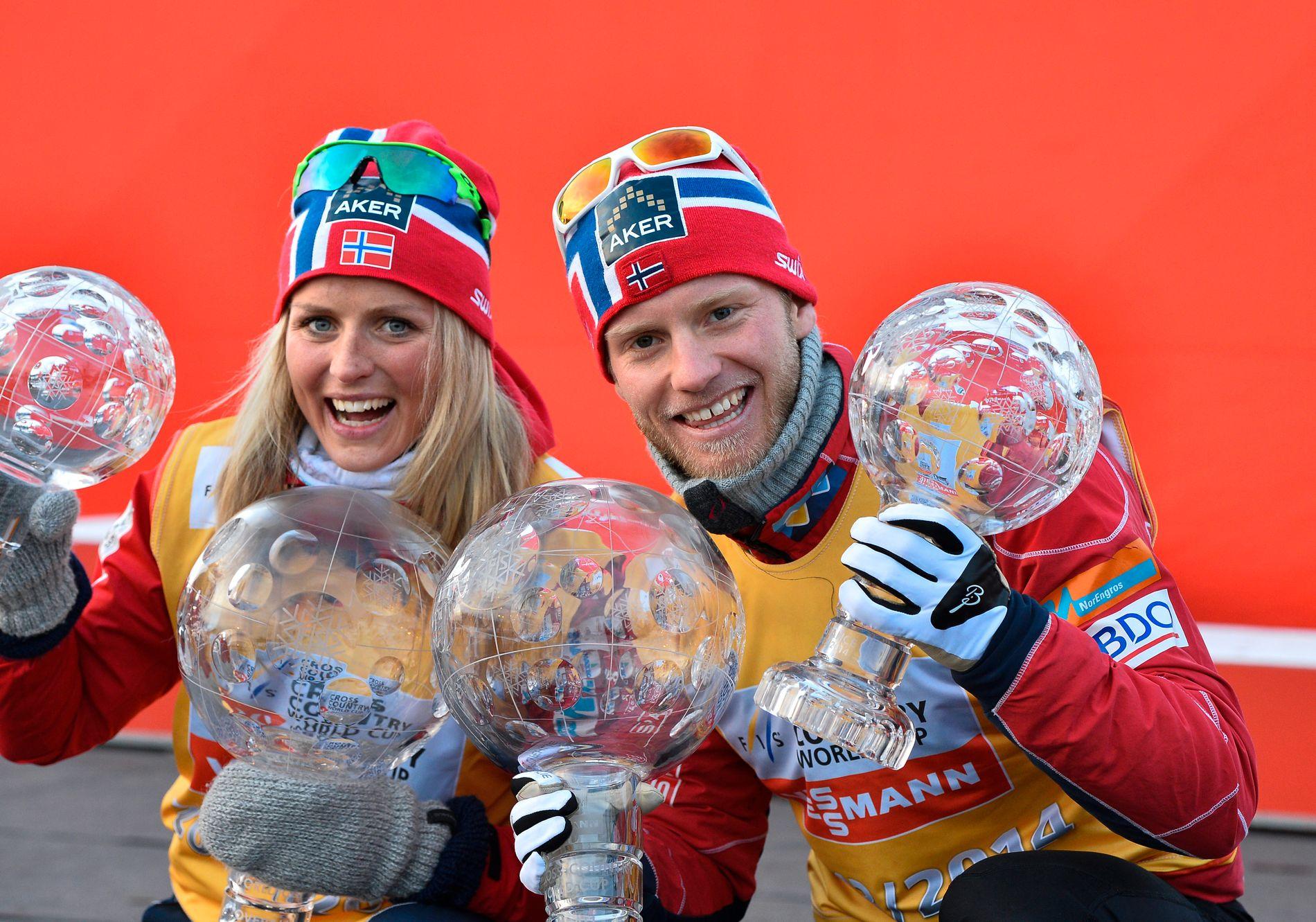 I løpet av noen måneder har både Therese Johaug og Martin Johnsrud Sundby vært inblandet i dopingsaker.