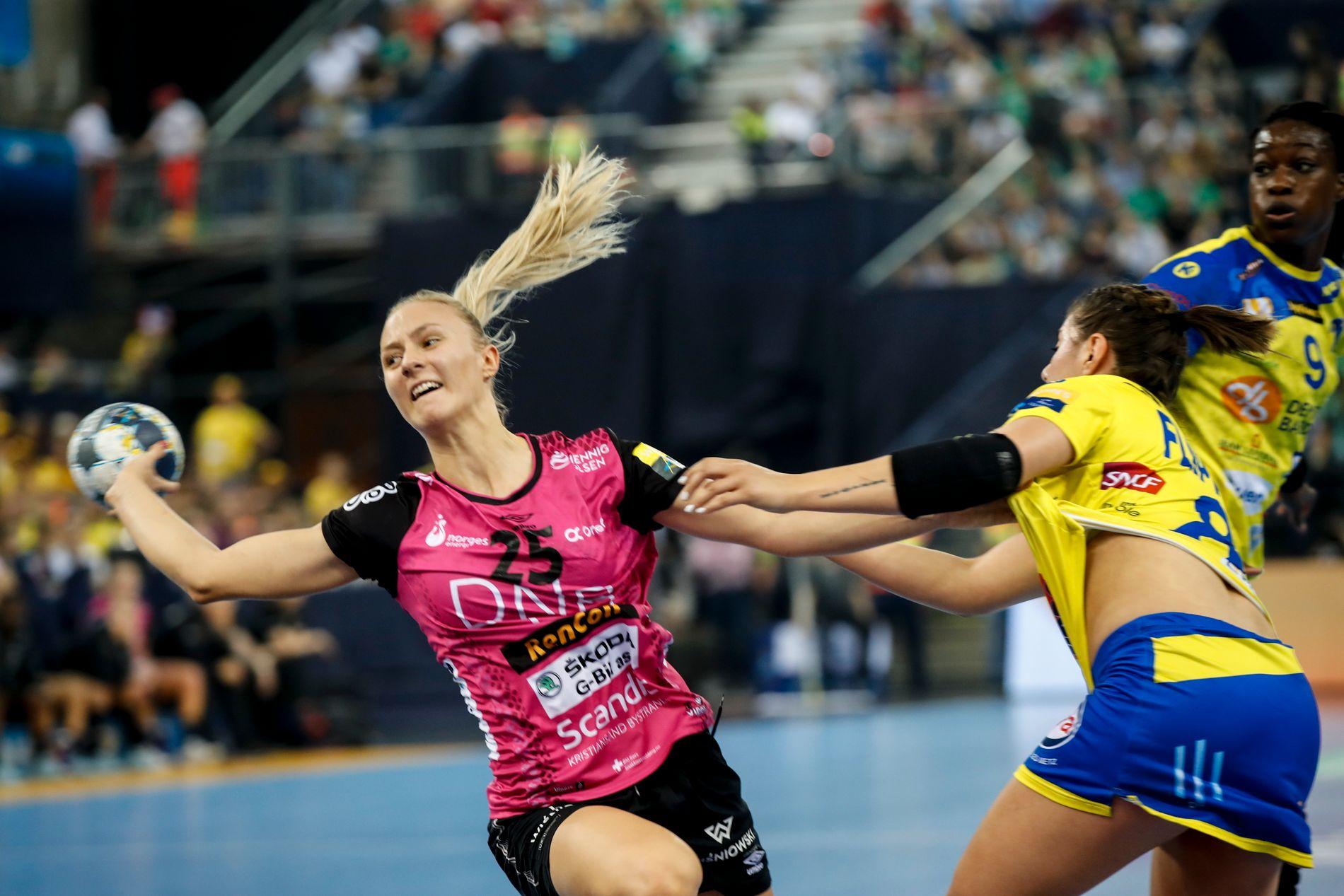 Henny Ella Reistad er årets spiller.