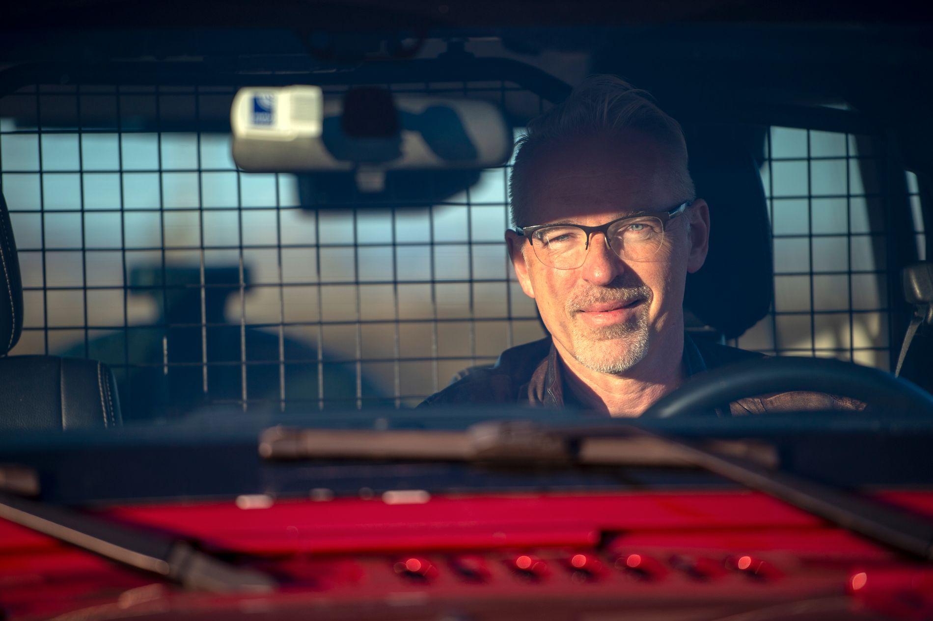 KVA VIL HAN: Knut Inge Andersen er førstekandidat til fylkestingsvalet for Folkeaksjonen nei til mer bompenger. Han kan få ei nøkkelrolle på fylkestinget i Vestland.