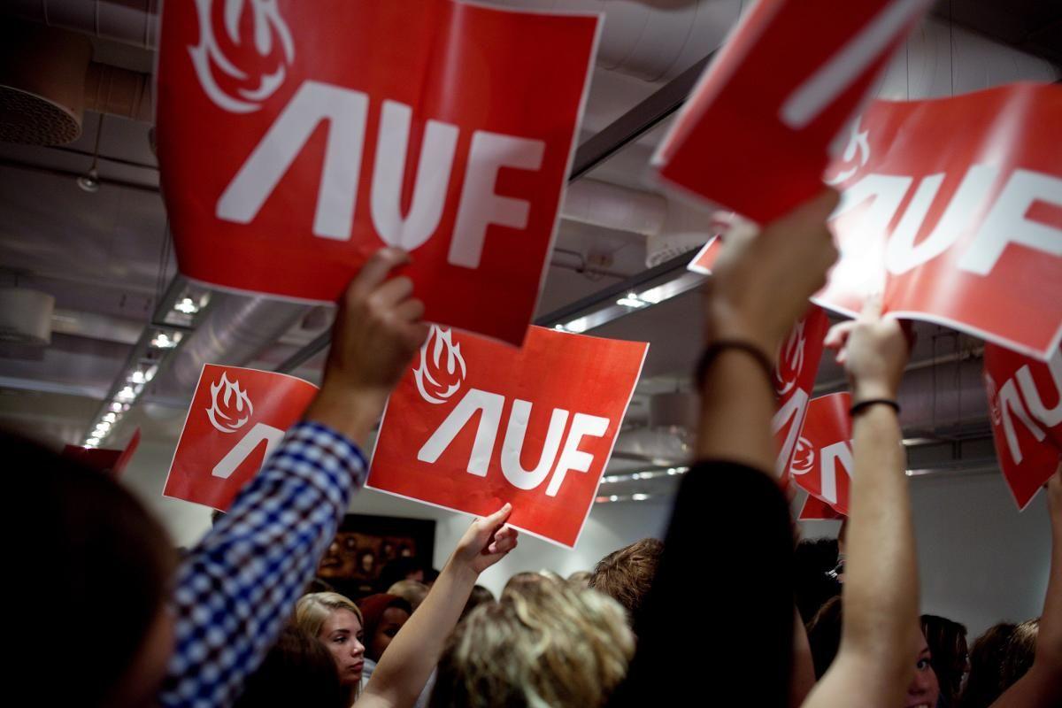AUF: Beskyldningene om juks og økonomiske gevinster stememr ikke, skriver Benjamin Jakobsen i AUF. ARKIVFOTO: SCANPIX
