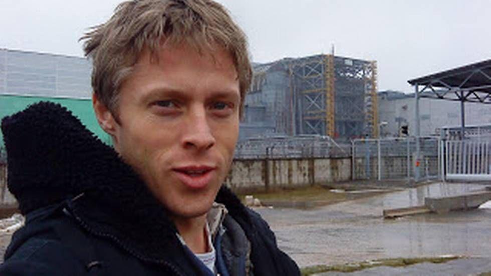 INTERNASJONAL HIT: Etter at en amerikasnk og britisk nettside la ut en artikkel om Gunnar Garfors fra Naustdal, har det tikket inn meldinger til 39-åringen.