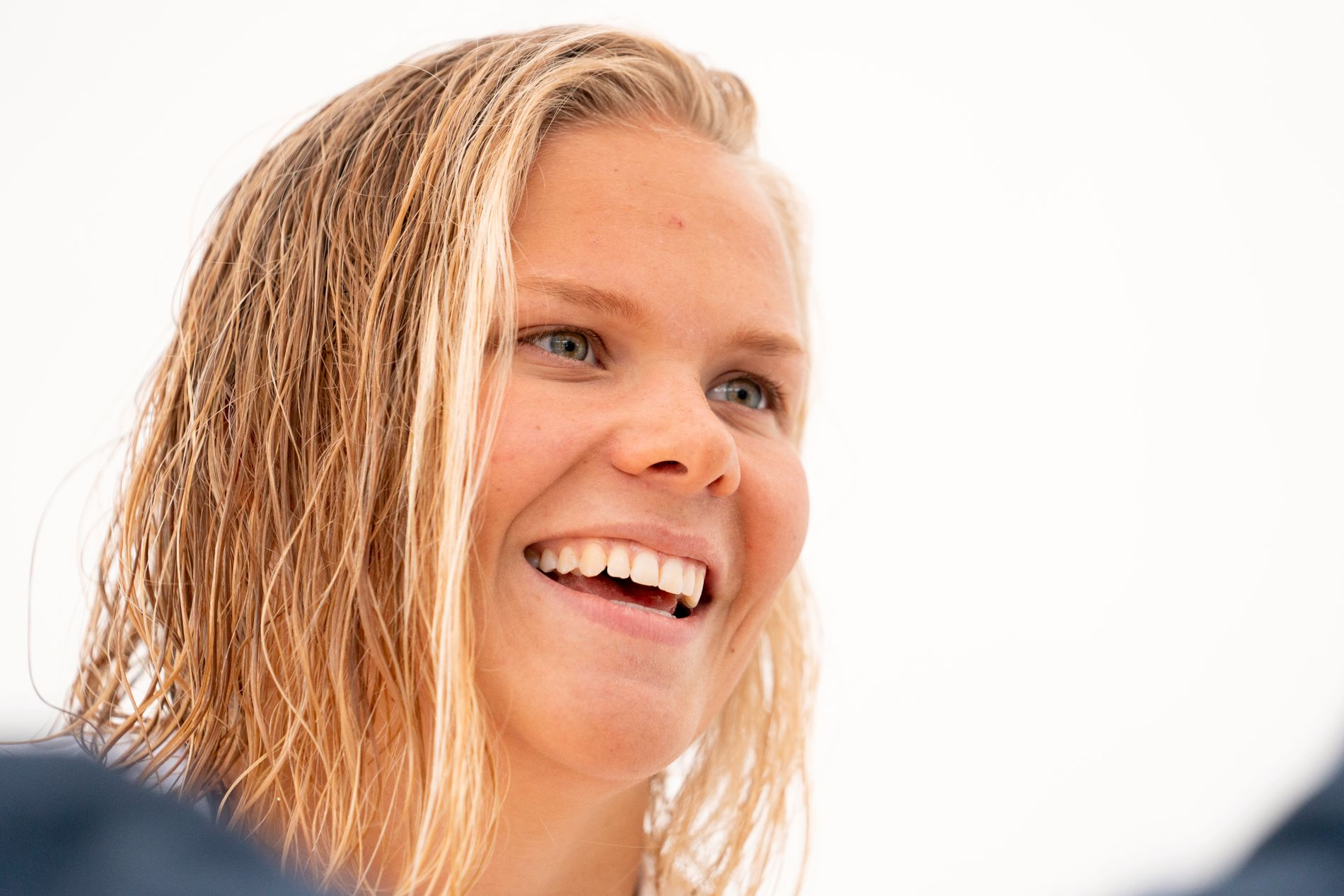 Ingeborg Vassbakk Løyning har tatt Svømme-Norge med storm. I juli deltar hun i sitt første VM.