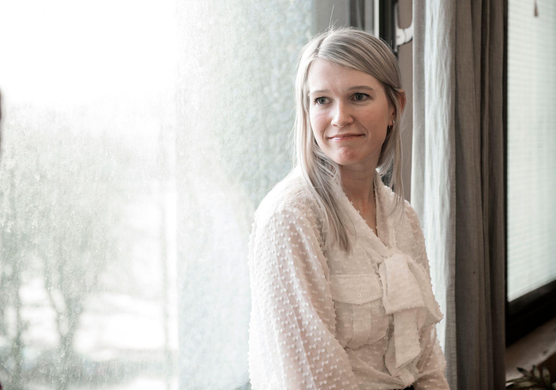 BYRÅD: Både Rebekka Ljosland og Dag Inge Ulstein har takka nei til ein ny periode for KrF i bystyret i Bergen, men sjansen er vel stor for at dei takkar ja til ein plass ved Kongens bord om Erna Solberg slår på tråden.