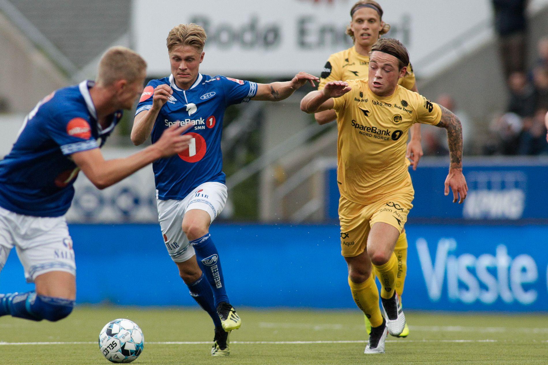 Bodø/Glimt knuste Ranheim.