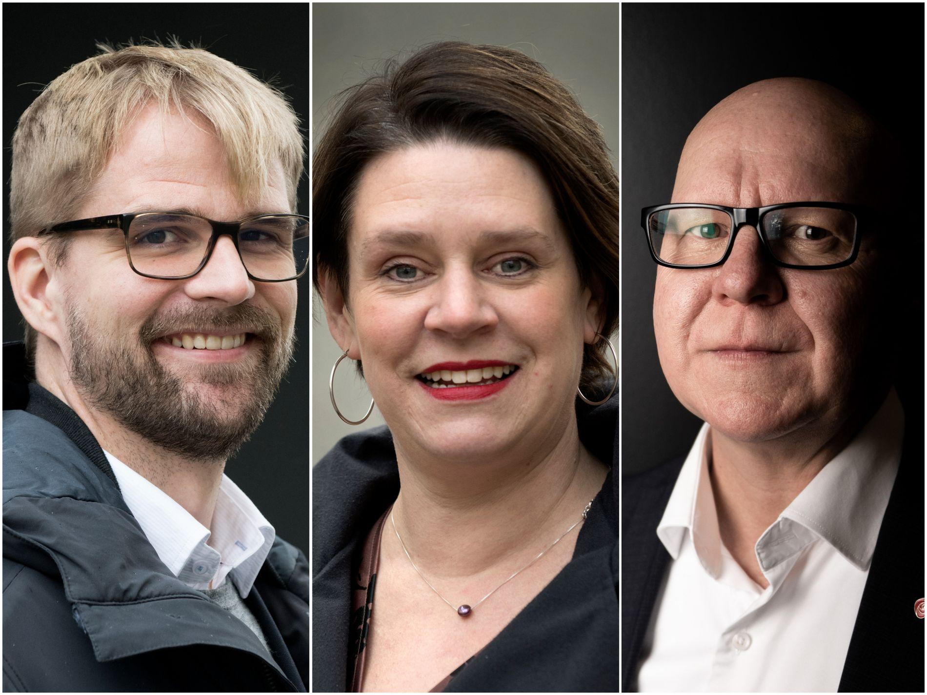 OMSTILLING: Er vi smarte og snarrådige nå, kan vi leve både gode og klimavennlige liv i fremtiden, og attpåtil tjene penger på den grønne omstillingen, skriver Roger Valhammer, Marte Mjøs Pedersen og Rune Bakervik i Arbeiderpartiet.