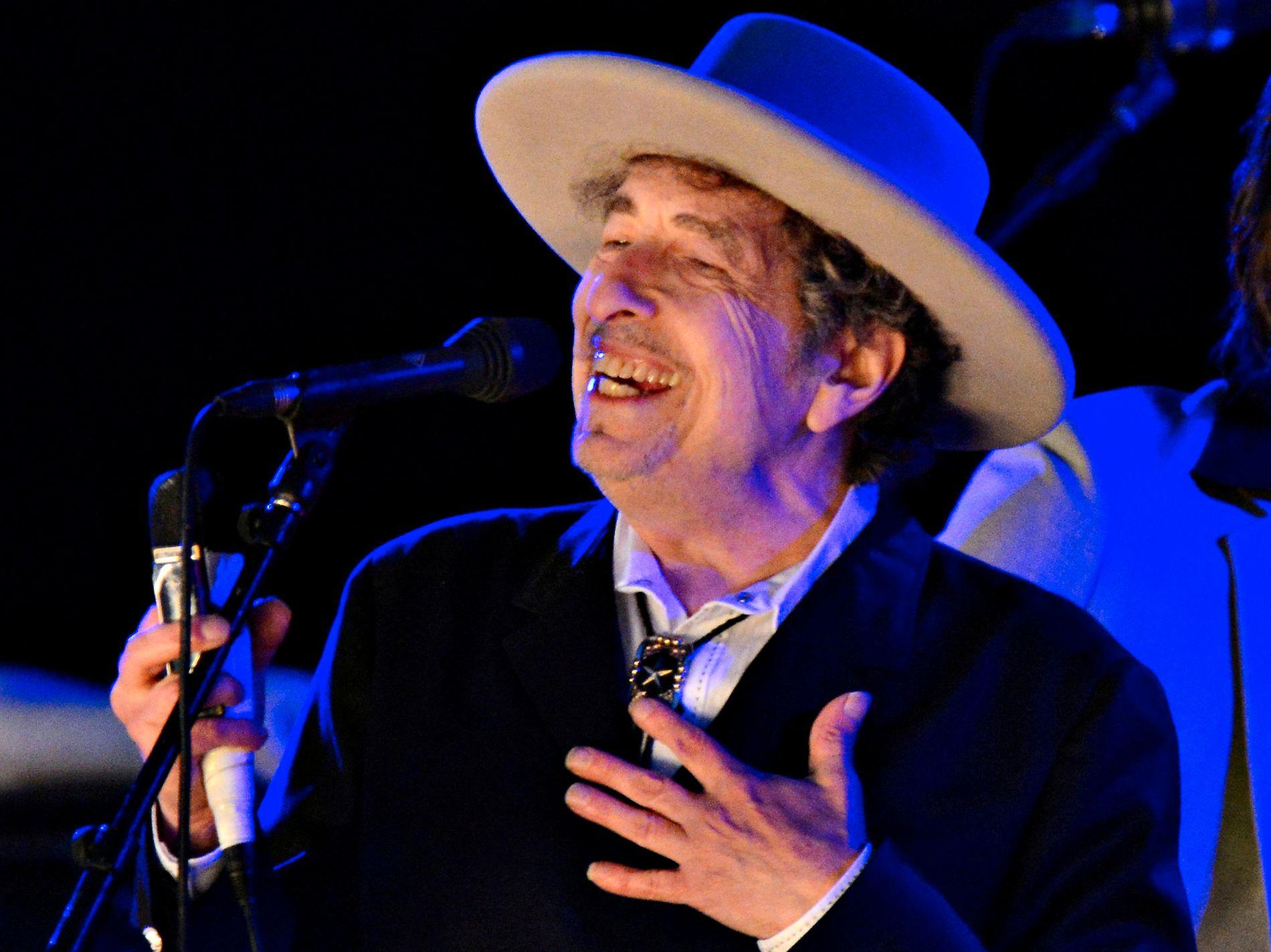 LEGENDEN: Varm opp før fredagens Koengen-konsert med Dylan-dokumentar på Netflix.
