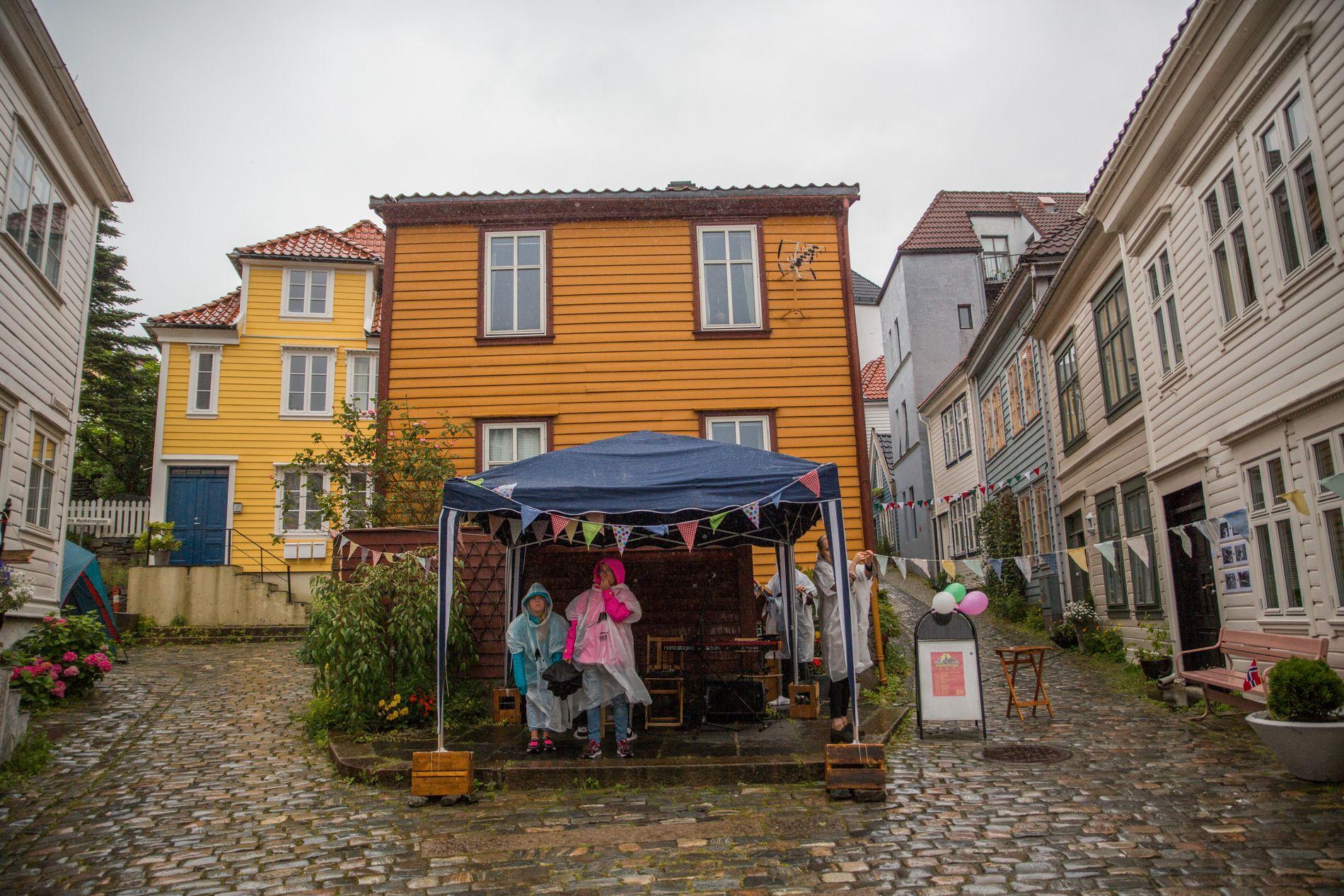 MINIFESTIVAL: Bergen huser både små og store festivaler. Lørdag er det duket for en av de minste.