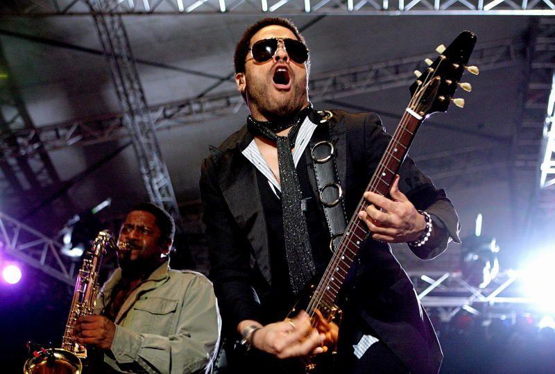 KOMMER: Lenny Kravitz spiller i Bergen neste sommer.