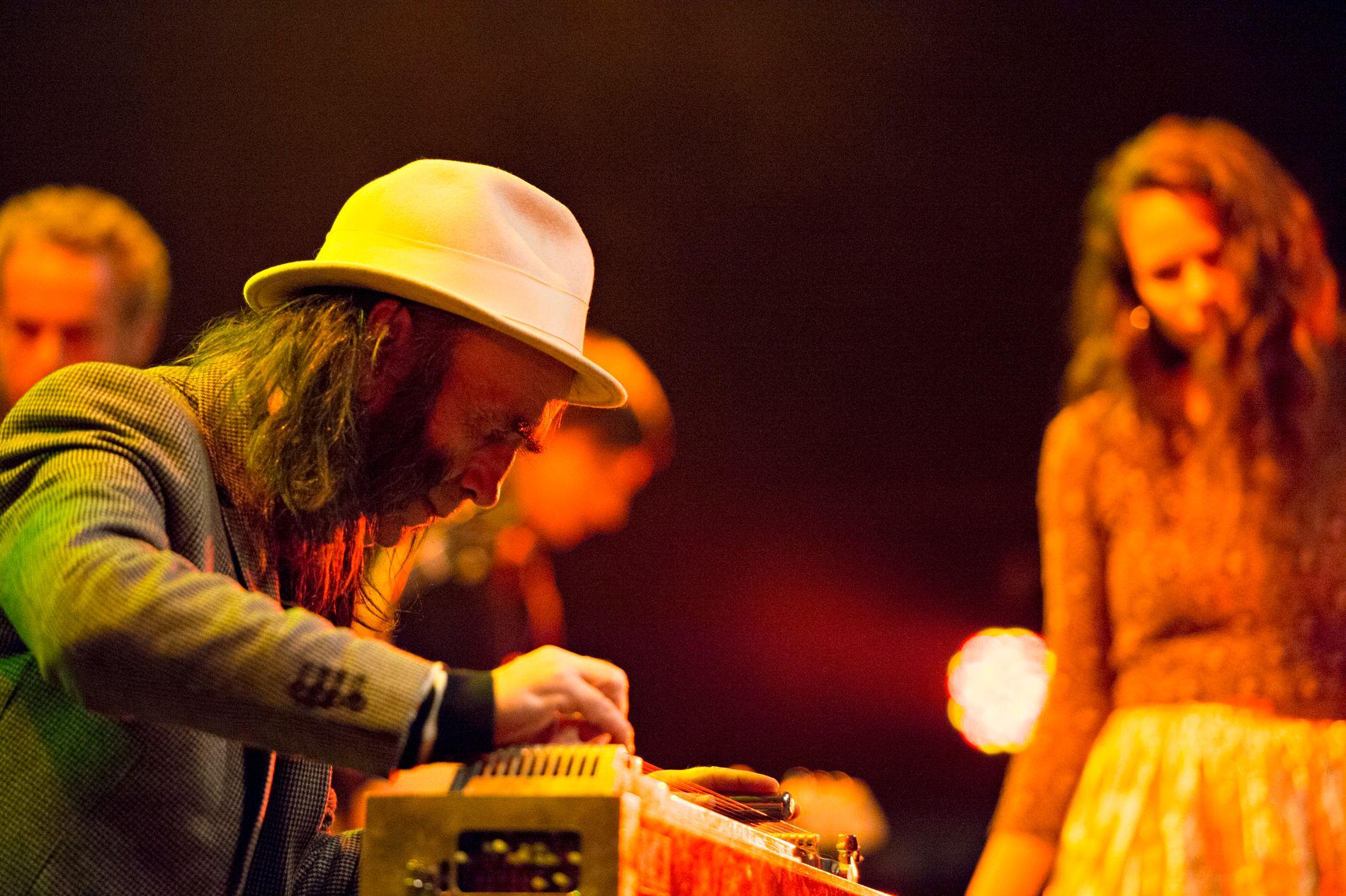 The Last Hurrah hadde konsert på Rockefeller fredag kveld. Bandet ledes av H.P. Gundersen. Vår anmelder skriver at konserten aldri tok av.