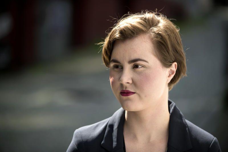 SKULEHAGAR TIL ALLE: Byråd Linn Kristin Engø (AP) tilbyr alle skular i Bergen stønad til skulehagar.