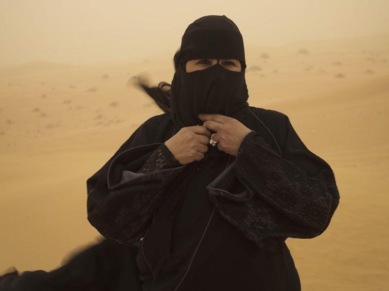 KOMMER: Den saudiarabiske poeten Hissa Hilal.