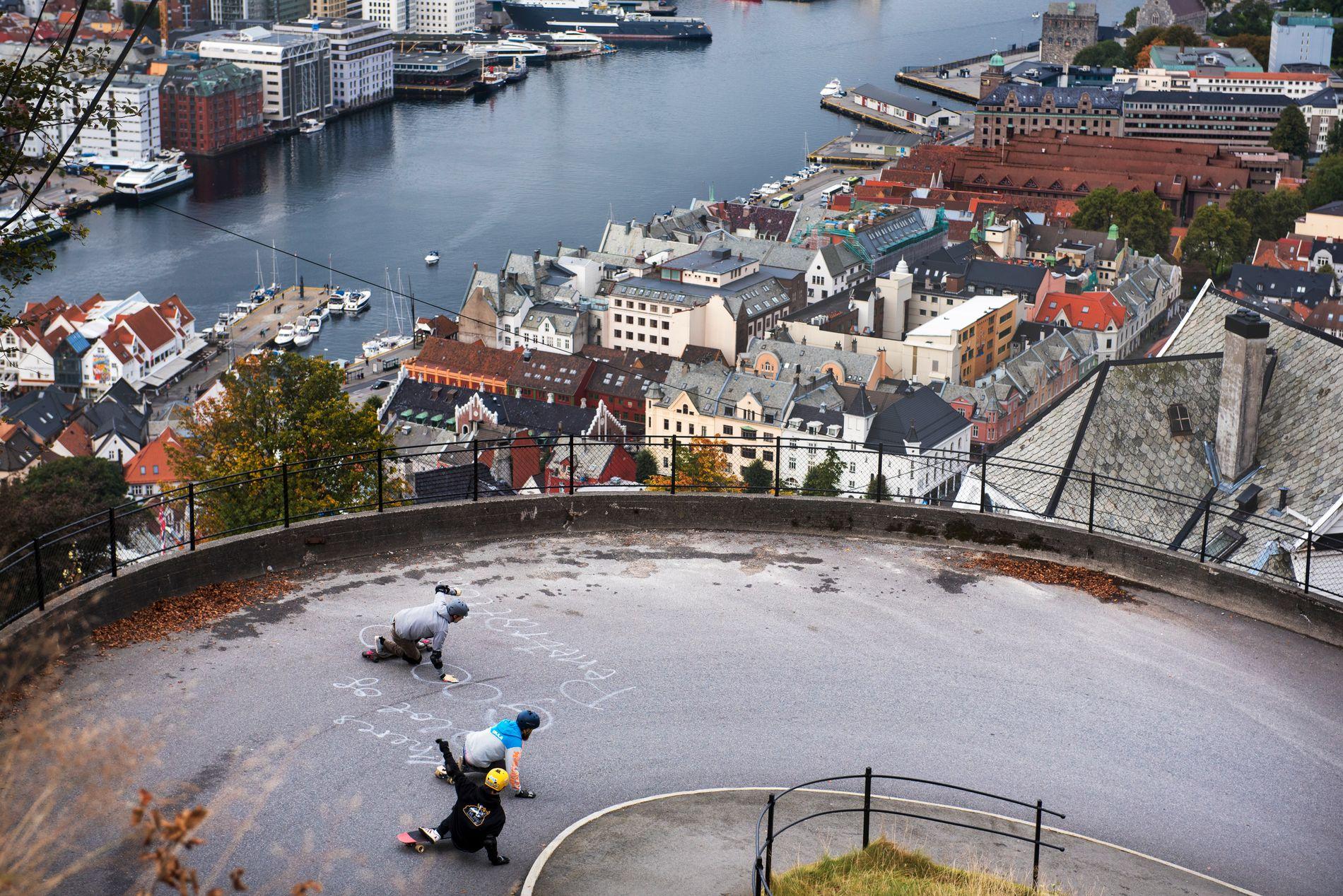 VI VIL HA DINE IDEER: Hvordan kan byen bli enda bedre?