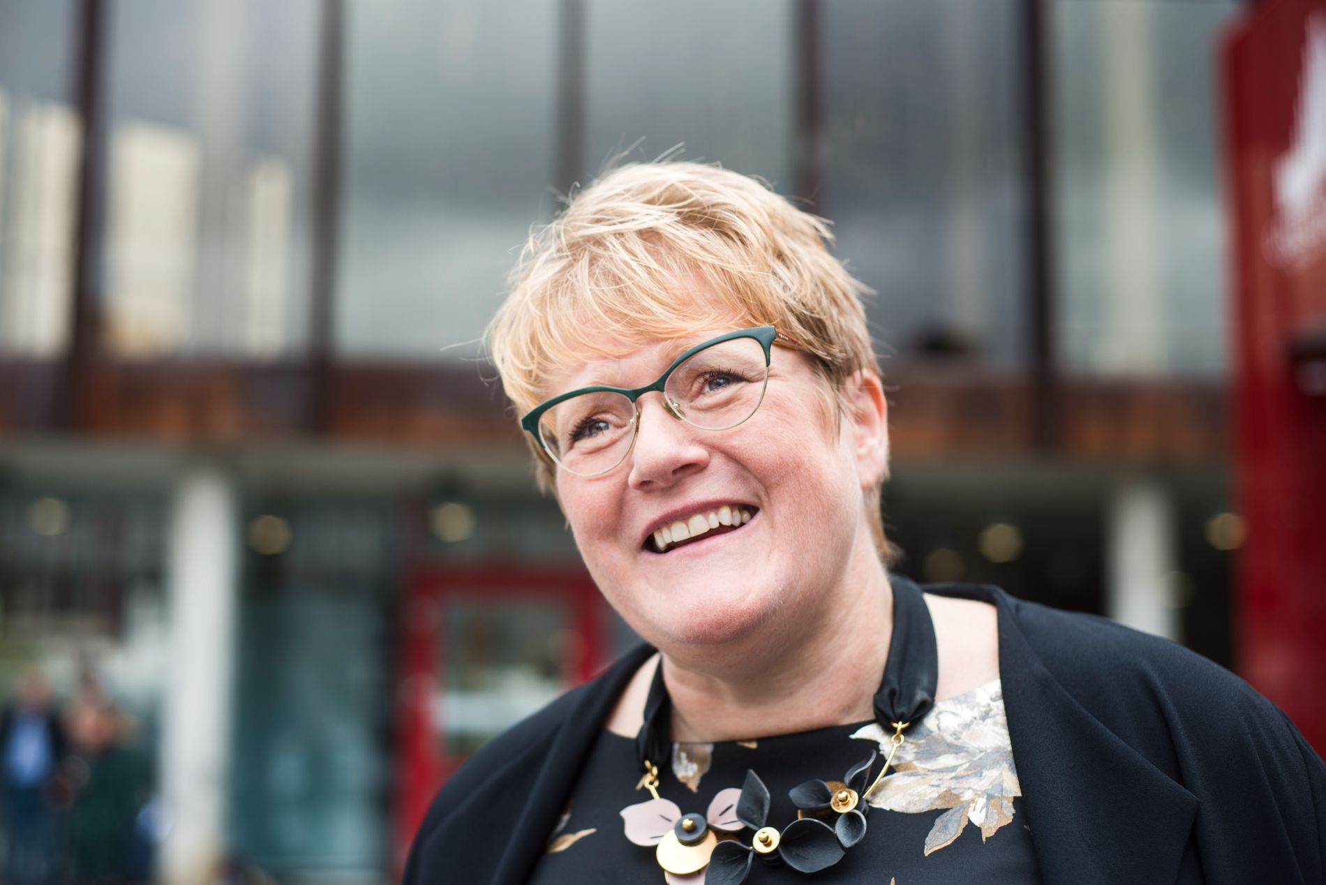 OSLO-SENTRERT: Kulturminister Trine Skei Grande (V) forsøker å redusere kritikken til en krangel mellom Bergen og Oslo. Det er et billig triks, mener BT.